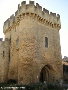 La Tour du Lhyan (Rions)